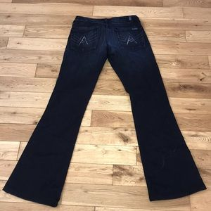 """A pocket"" 7 for all mankind Jeans"